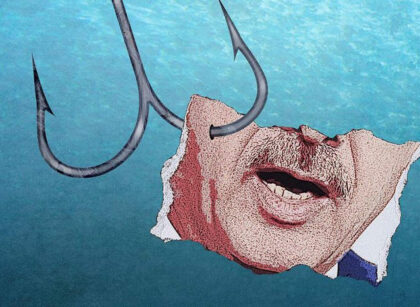 Colin Kahl's loose lips sink ships
