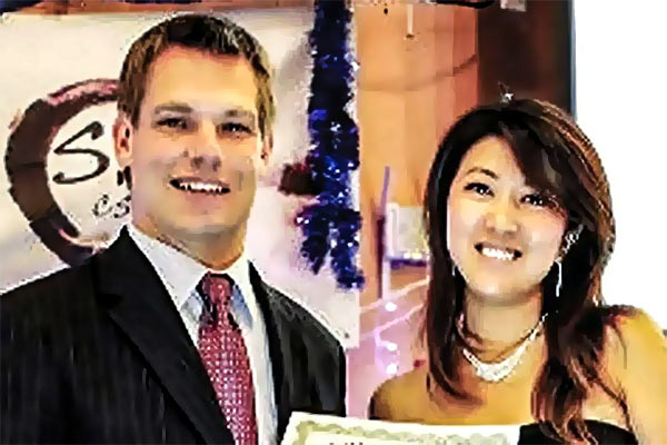 Eric Swalwell, Christine Fang October 2012