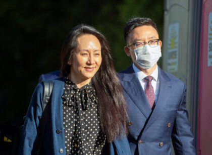 Huawei CFO Meng's Plea Deal With US Is Just Latest Giveaway to China